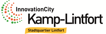 Logo InnovationCity Kamp-Lintfort
