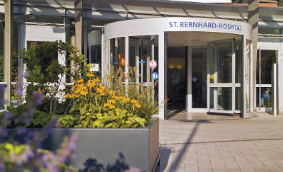St. Bernhard-Hospital in Kamp-Lintfort