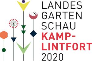 Logo Bewerbung zur Landesgartenschau 2020