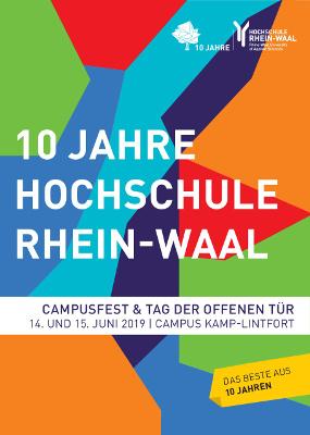 Kamp-Lintfort | Zehn Jahre Hochschule Rhein-Waal mit Campusfest und ...