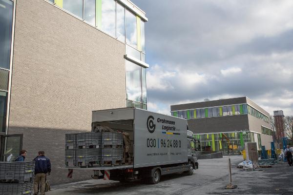 Kamp-Lintfort | Die Hochschule Rhein-Waal zieht in den neuen ...